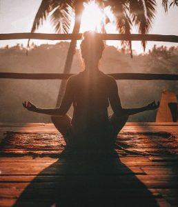 conexión de cuerpo y mente