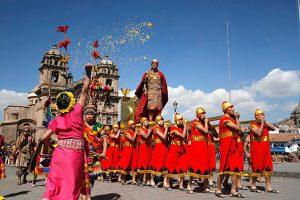 Inti Raymi Fiesta Inca